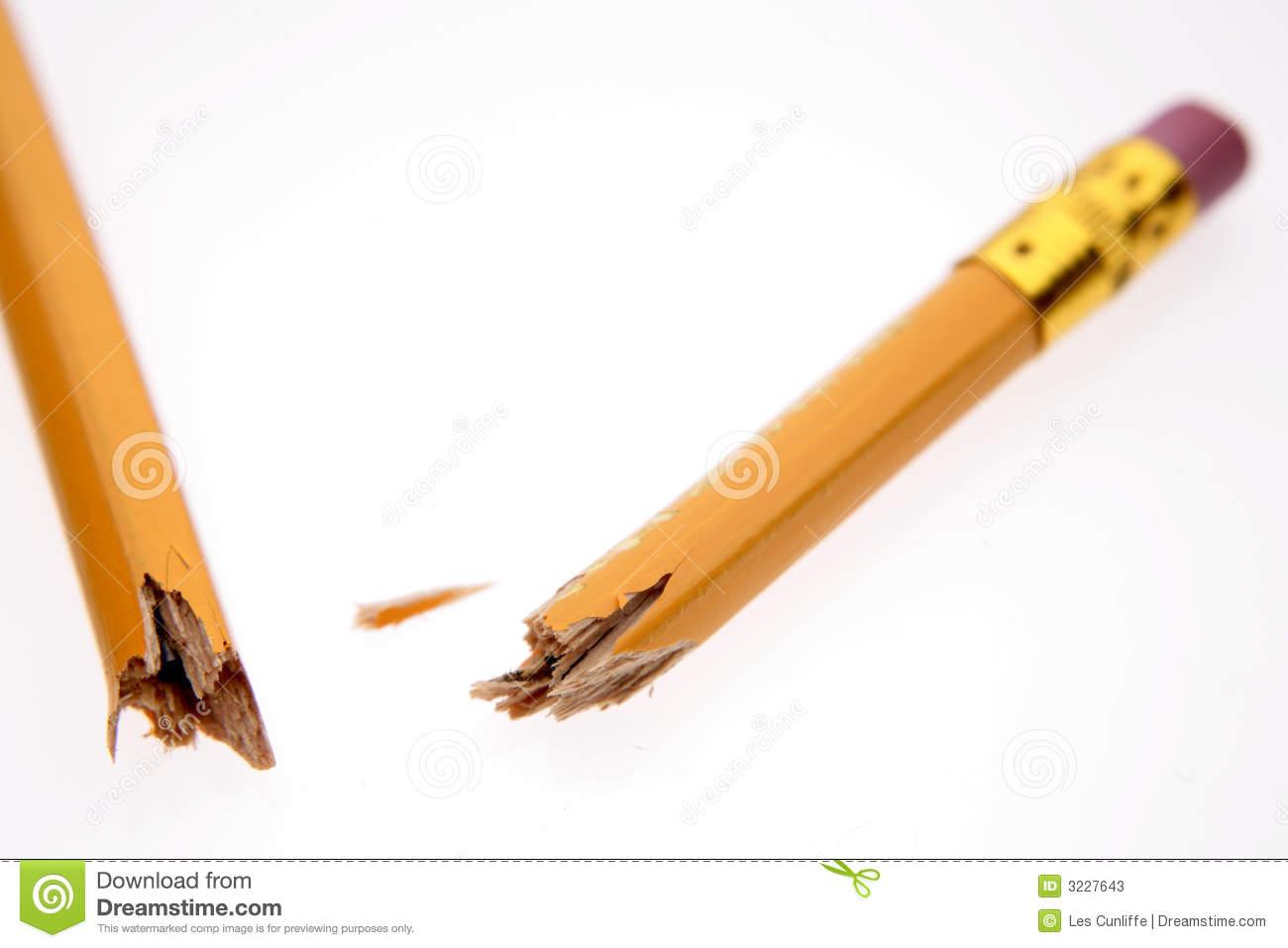 Blunt clipart broken pencil tip. Clip art net