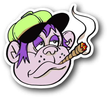Blunt clipart cartoon. Weed joint smoke a
