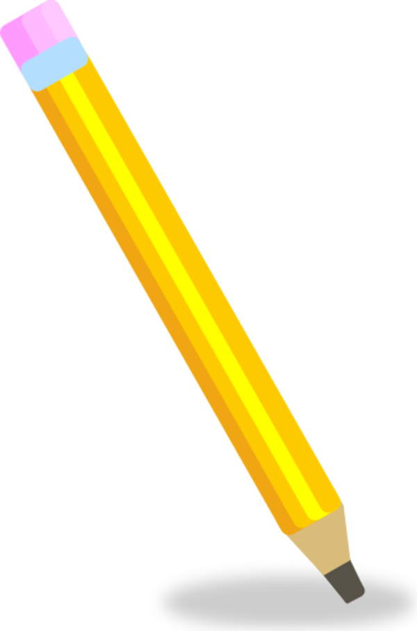 Blunt clipart cartoon.  collection of pencil
