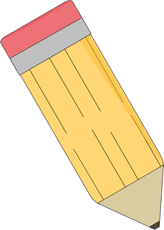 Clipartuse coolest pencils. Blunt clipart dull pencil