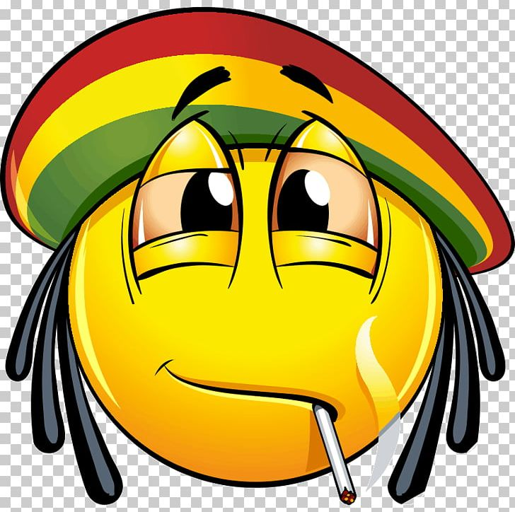 Cannabis smoking joint png. Blunt clipart emoji
