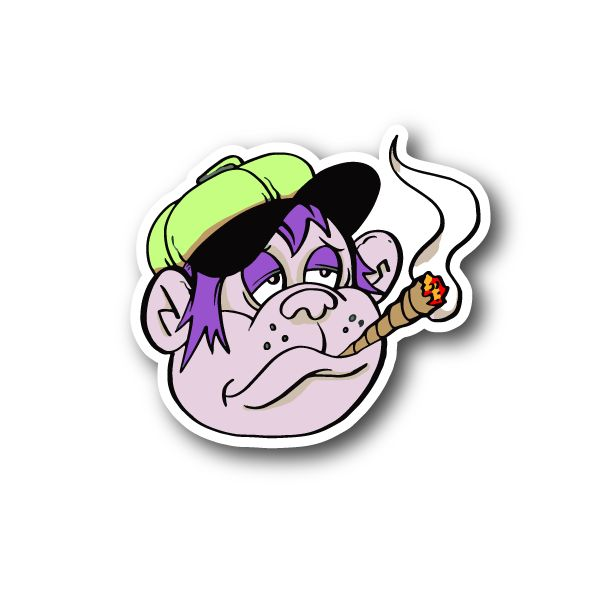 Blunt clipart kush.  best stickers images