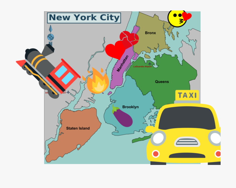 Png simple new york. Blunt clipart lit