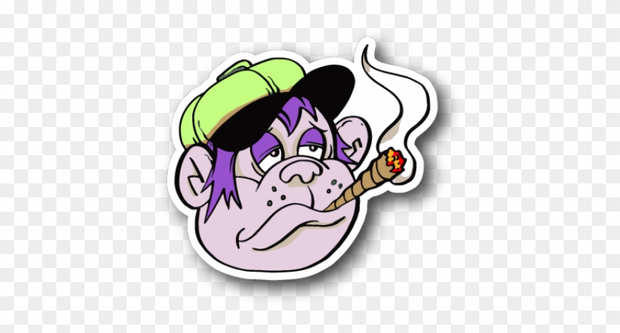 Weed joint cartoon a. Blunt clipart smoke