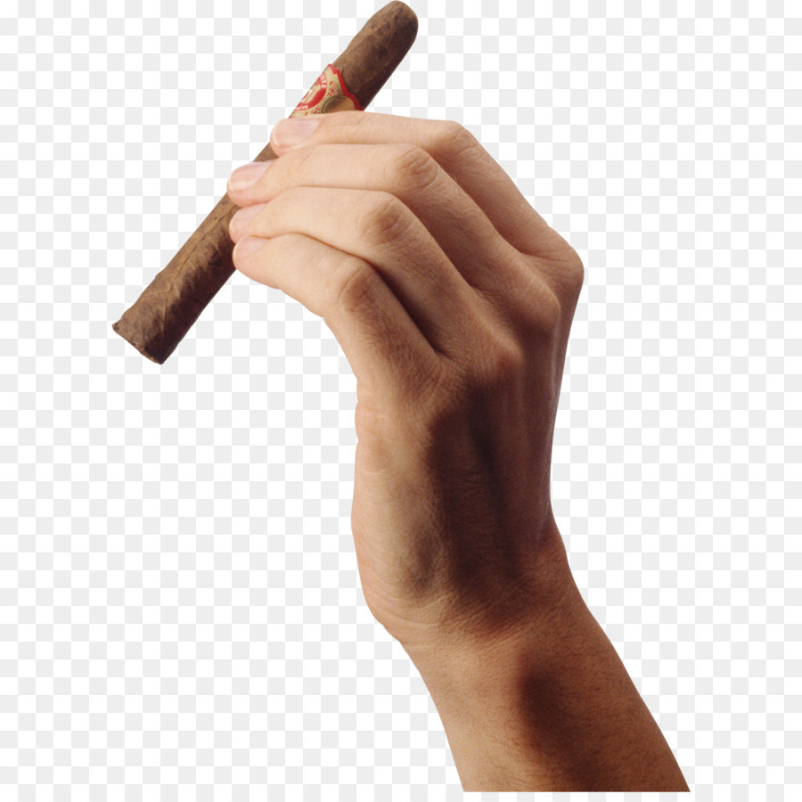 Cigarette pipe in hand. Blunt clipart tobacco