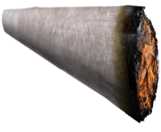 Blunt clipart transparent background. Smoke weed joint png