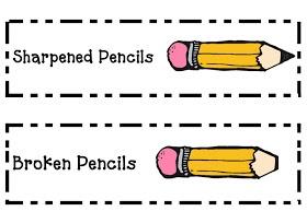 collection of broken. Blunt clipart unsharpened pencil