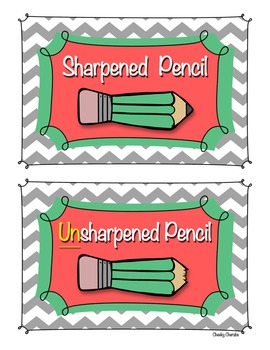 Blunt clipart unsharpened pencil. Sharpened pencils label teaching