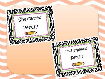Blunt clipart unsharpened pencil. Sharpened pencils label teaching
