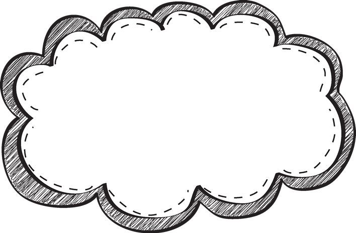 Boarder clipart black and white. School page borders pinteres