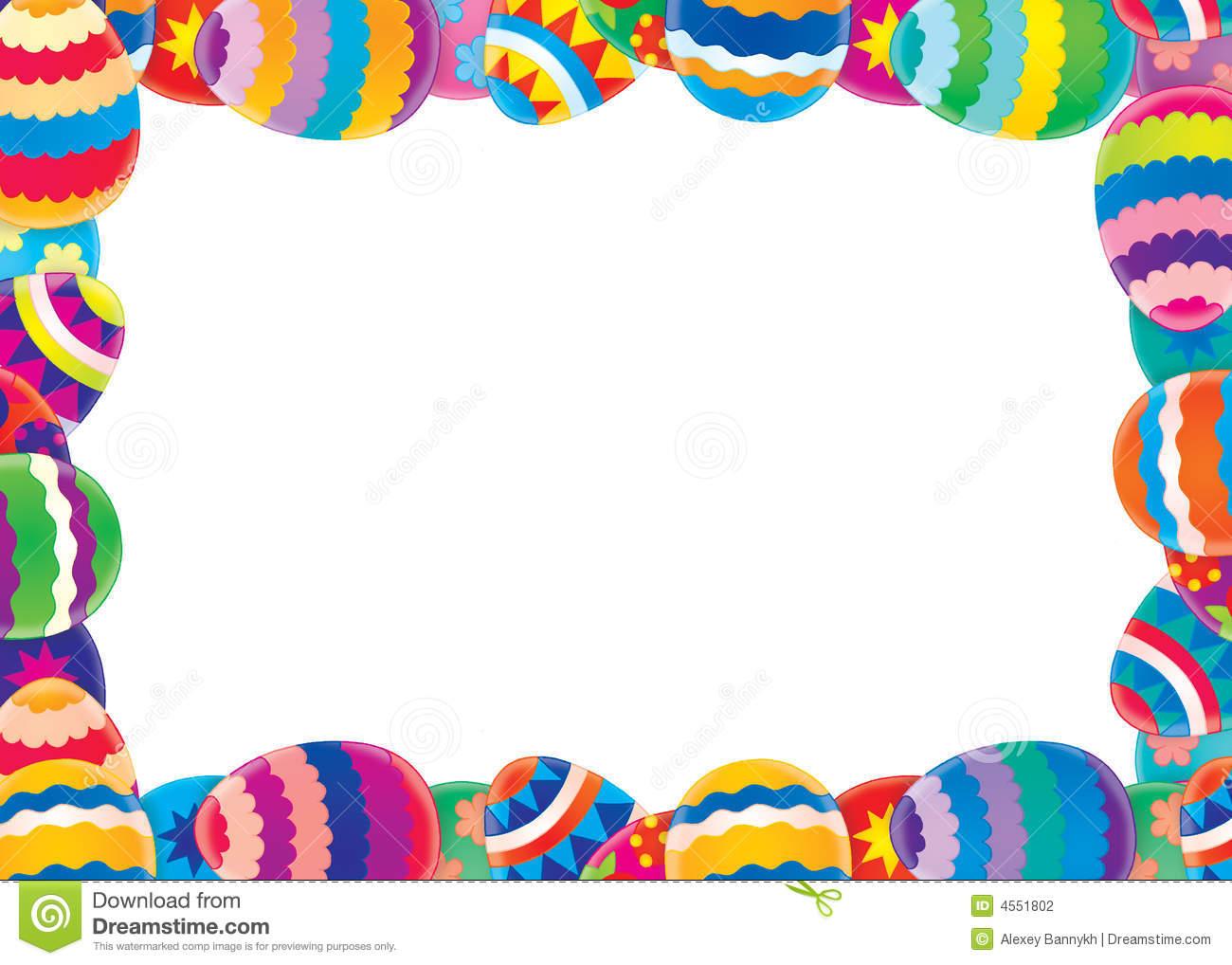 Easter holiday . Boarder clipart border design