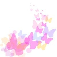 Boarder clipart butterfly. Border panda free images