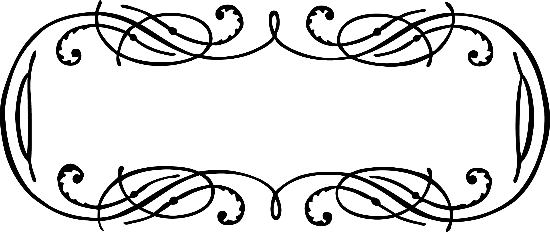 Clip art borders . Boarder clipart calligraphy