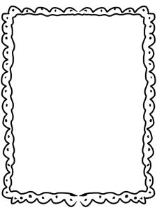 Free frame cliparts download. Boarder clipart doodle
