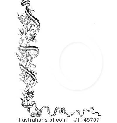 Border illustration by prawny. Boarder clipart dragon