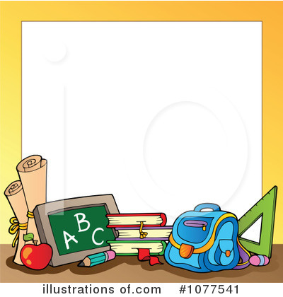 collection of border. Boarder clipart education