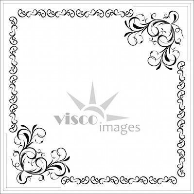 borders designs color. Boarder clipart filigree