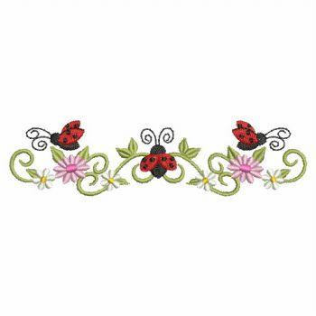 Boarder clipart ladybug. Border clip art images