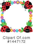Boarder clipart ladybug. Border royalty free rf