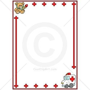 Boarder clipart medical. Free border clipartmansion com