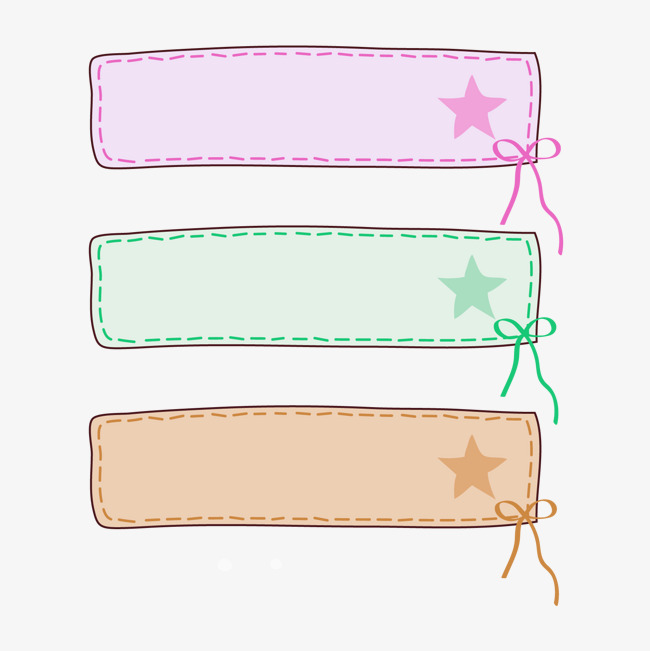 Colorful label border texture. Boarder clipart minimalist
