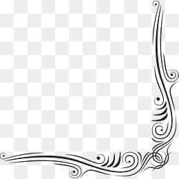 Boarder clipart minimalist. Border png vectors psd
