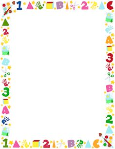 Girl scout borders kid. Boarder clipart monster