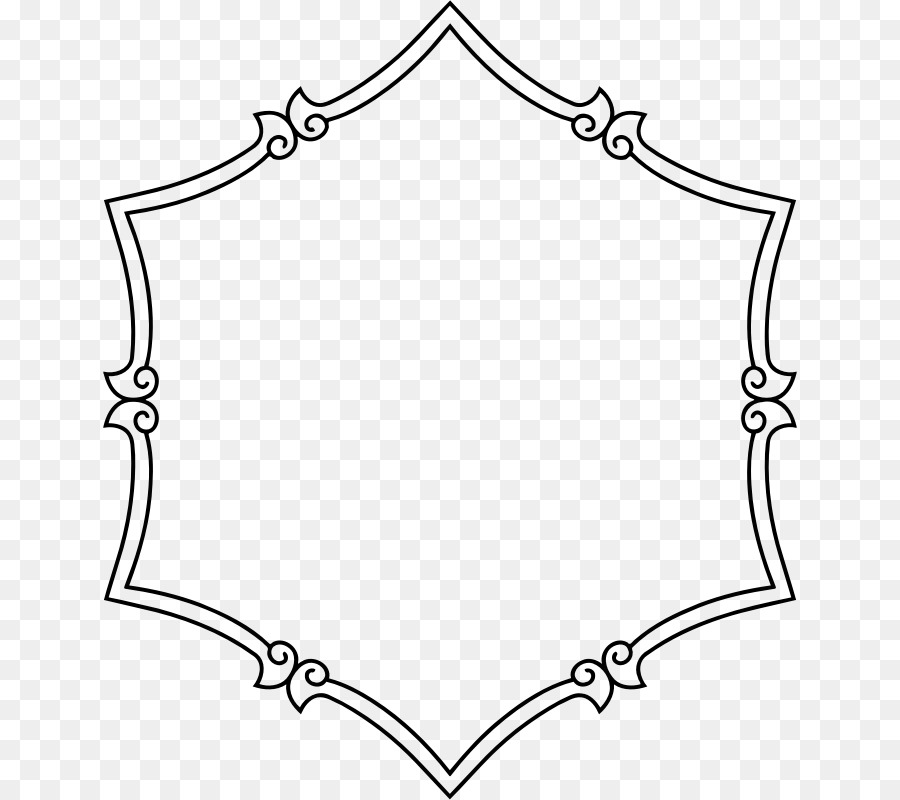 Boarder clipart mosaic. Mandala drawing ornament clip