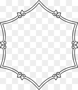 Boarder clipart mosaic. Free download mandala drawing