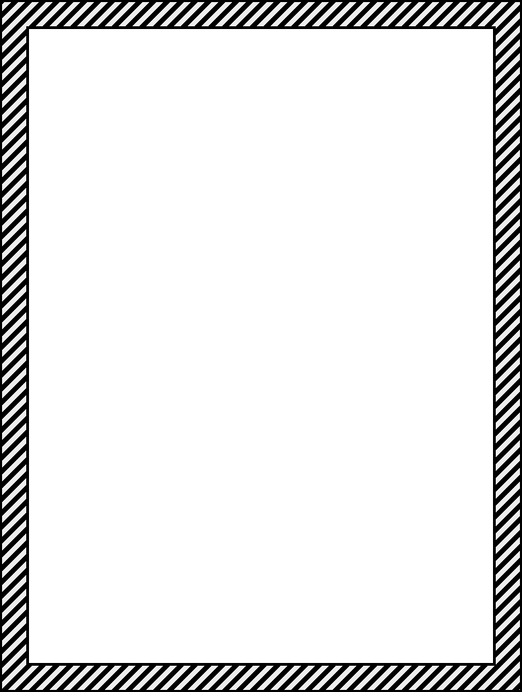 Boarder clipart outline. Hazard page border frames