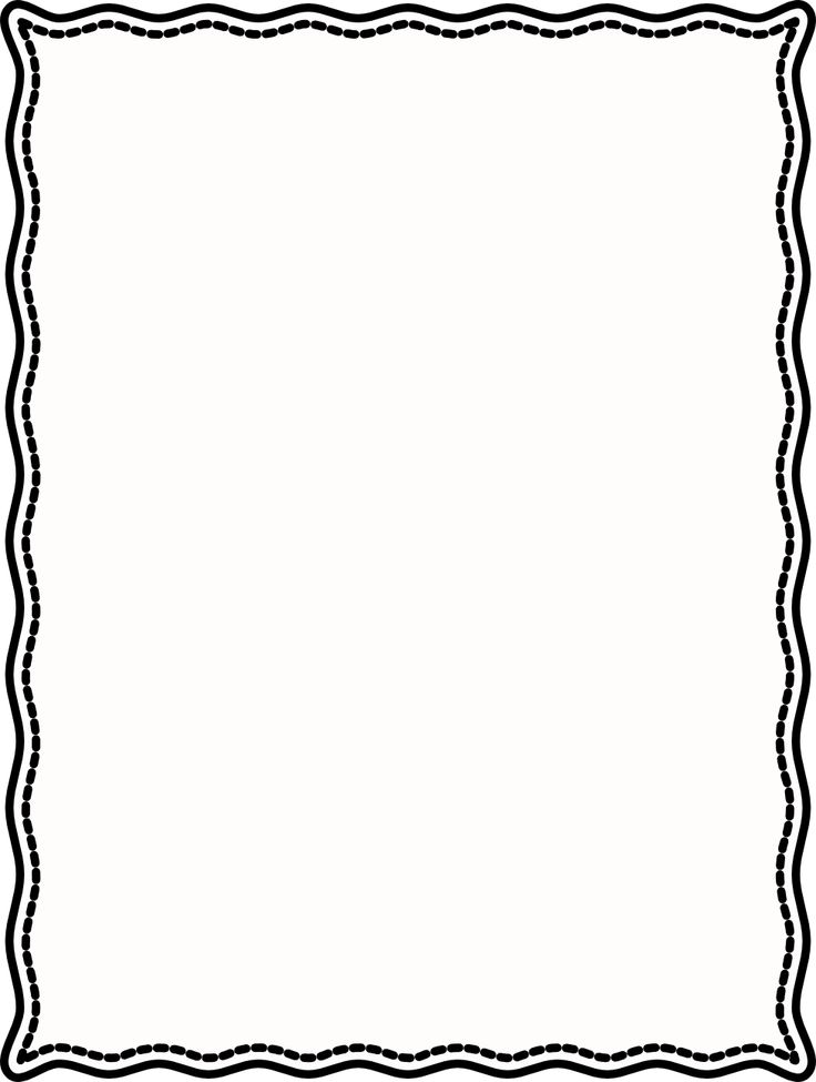 Page border borders free. Boarder clipart paper