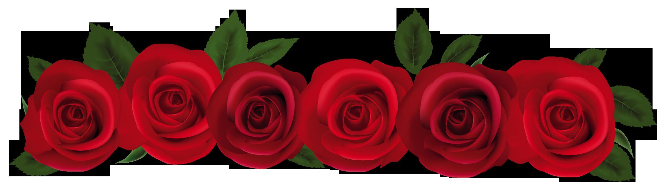 Border clip art free. Boarder clipart rose