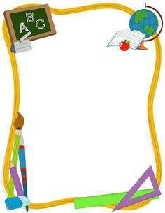 Boarder clipart school. Clip art borders border