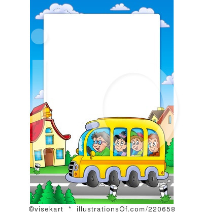 Free borders panda images. Boarder clipart school