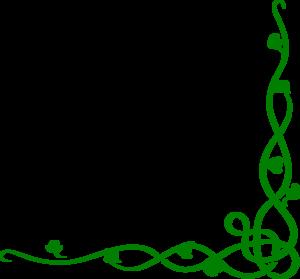 Clip art border . Boarder clipart vine
