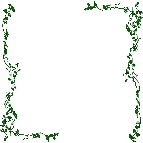 Boarder clipart vine. Ivy clip art border