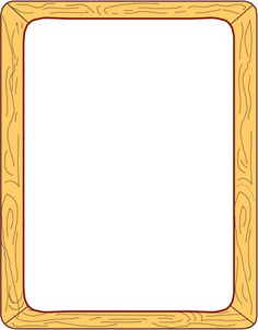 Boarder clipart wood. Clip art borders and