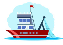 Clipart boat. Free boats and ships