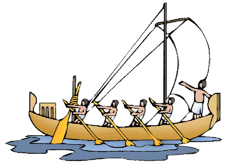 best egypte images. Boat clipart ancient egyptian