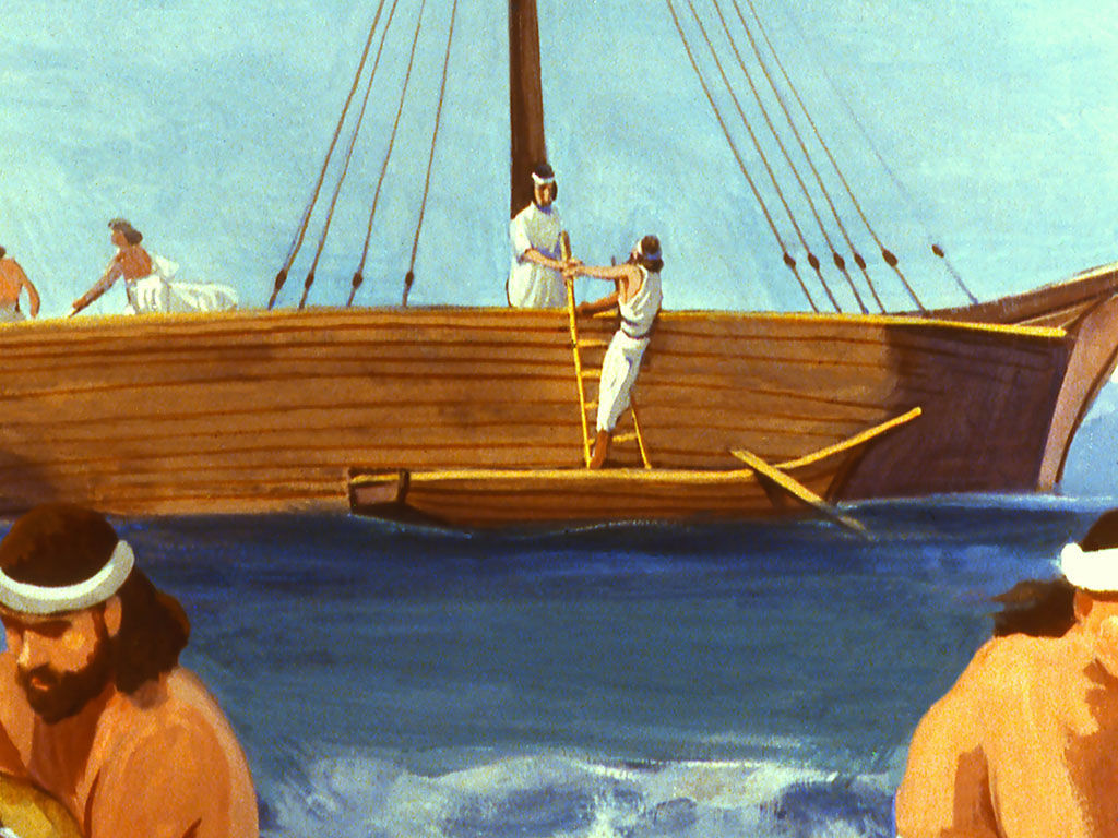 Free images when jonah. Boats clipart bible