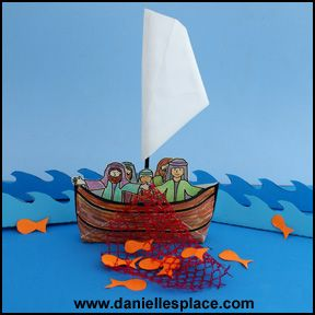 best fishers of. Boat clipart bible