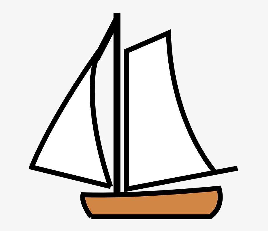 Sailing ship sailor clip. Boat clipart boating