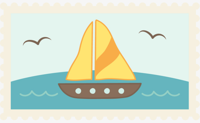 Boats clipart cartoon. Boat sea png image