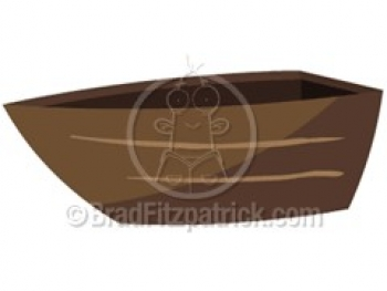 Row picture royalty free. Boat clipart cartoon