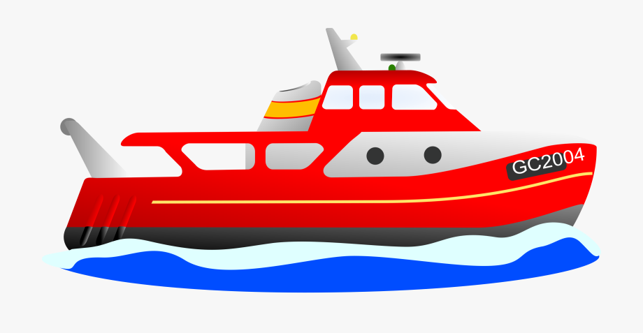 Motor transparent . Boats clipart house boat