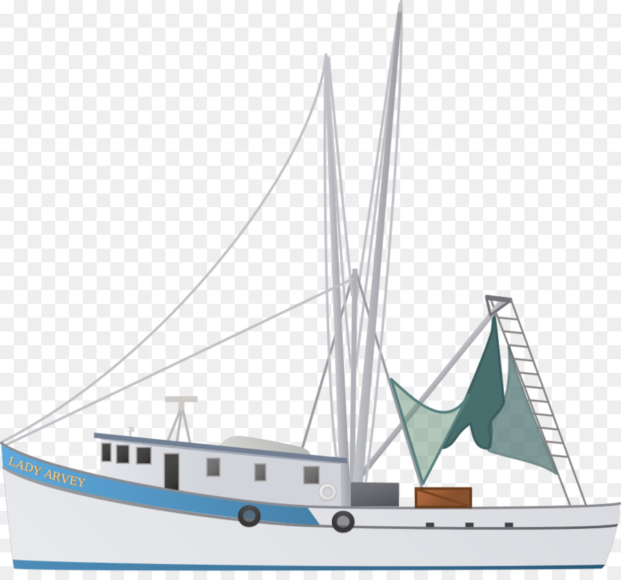 Boats clipart fishing vessel. Cat cartoon boat sailboat