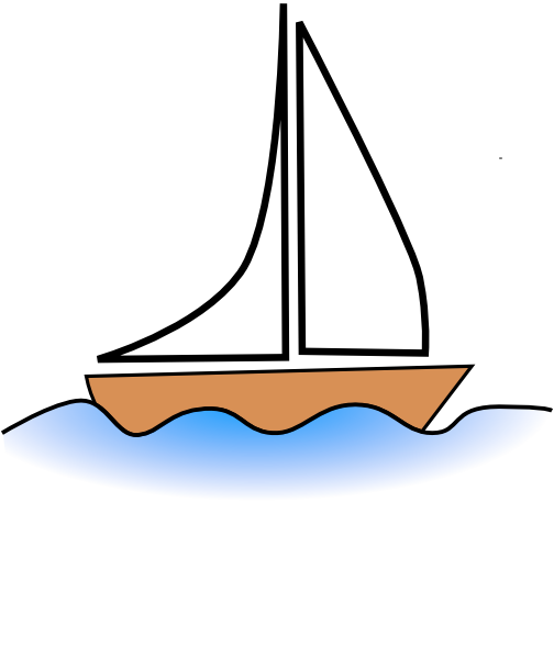 Image of free microsoft. Boat clipart clip art