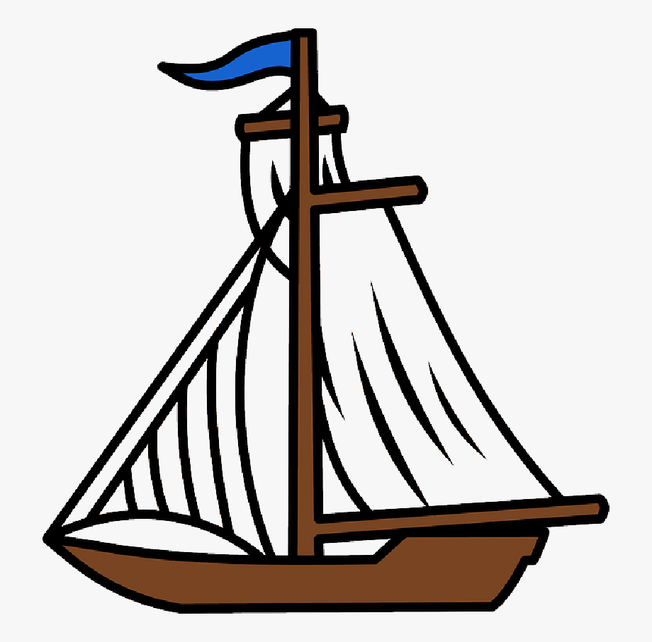 Free sailboat the cliparts. Boating clipart boart