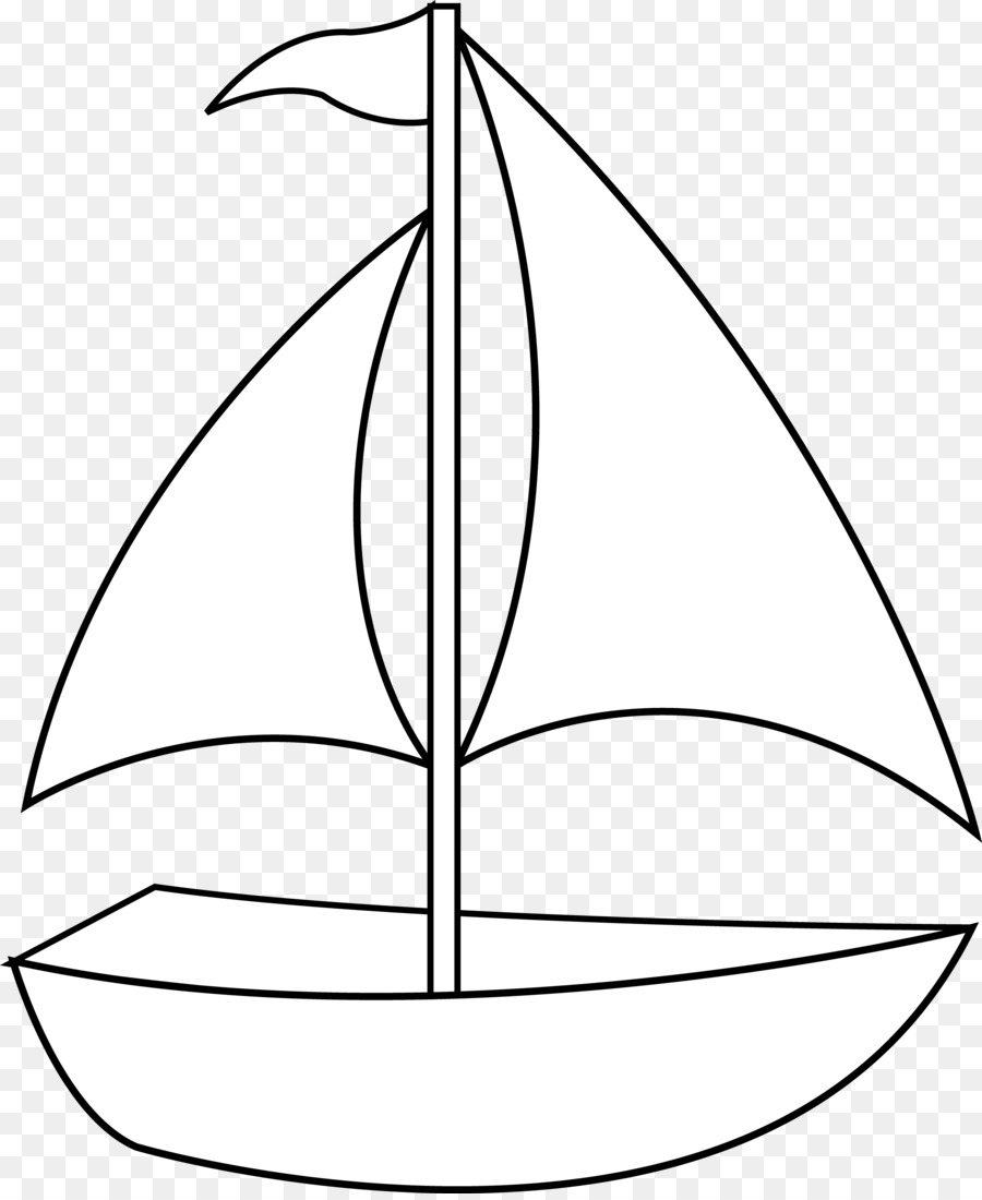 Boat clipart easy. Simple drawing free download