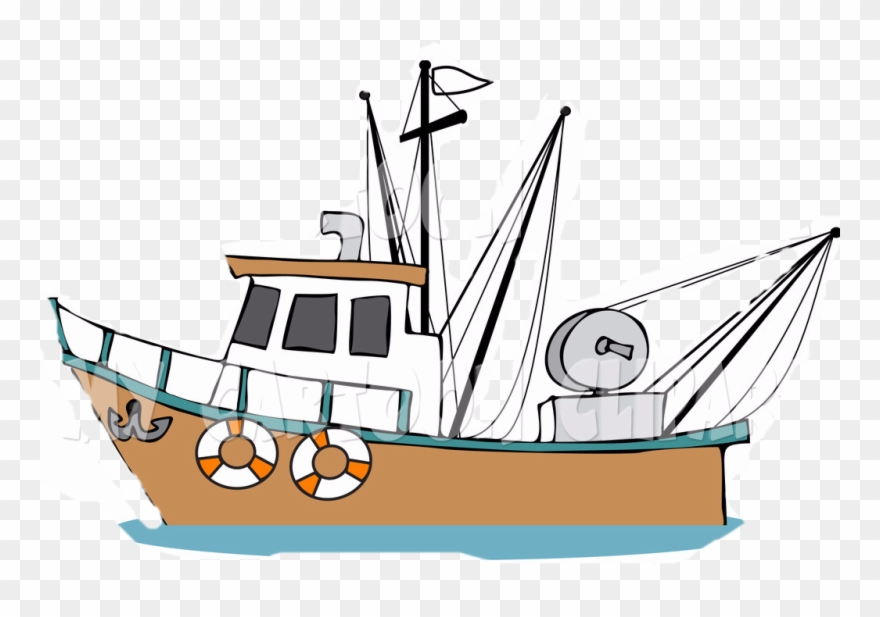 C fakepath old clip. Boats clipart fishing boat